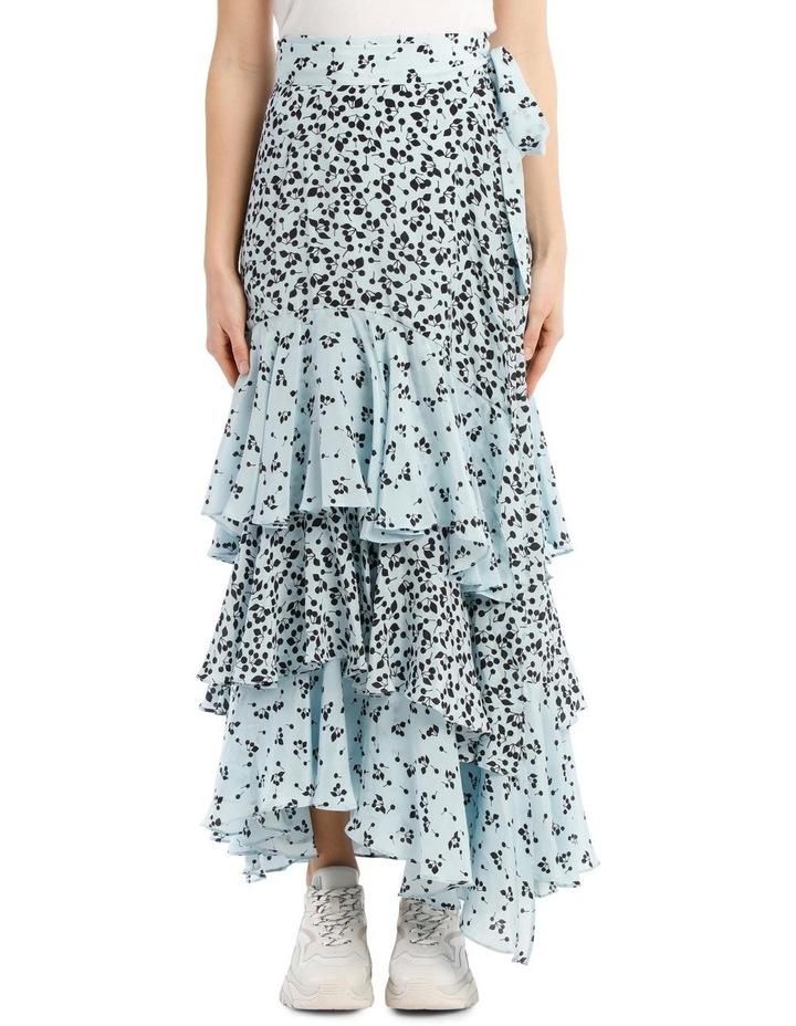 Neli Skirt - Cherry image 1