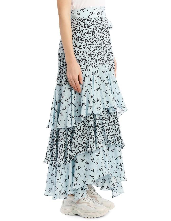 Neli Skirt - Cherry image 2