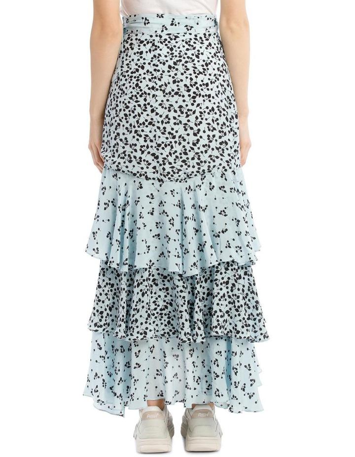 Neli Skirt - Cherry image 3