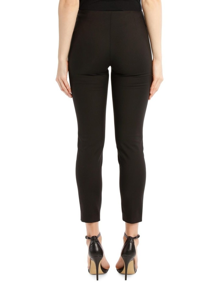 Black Cropped Pants image 3