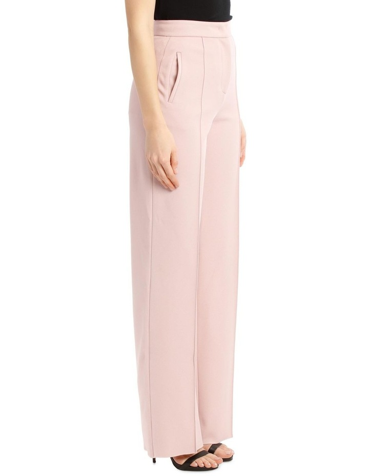 Panelled Straight-Leg Trousers image 2