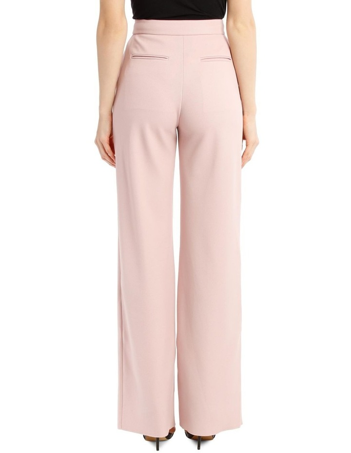 Panelled Straight-Leg Trousers image 3