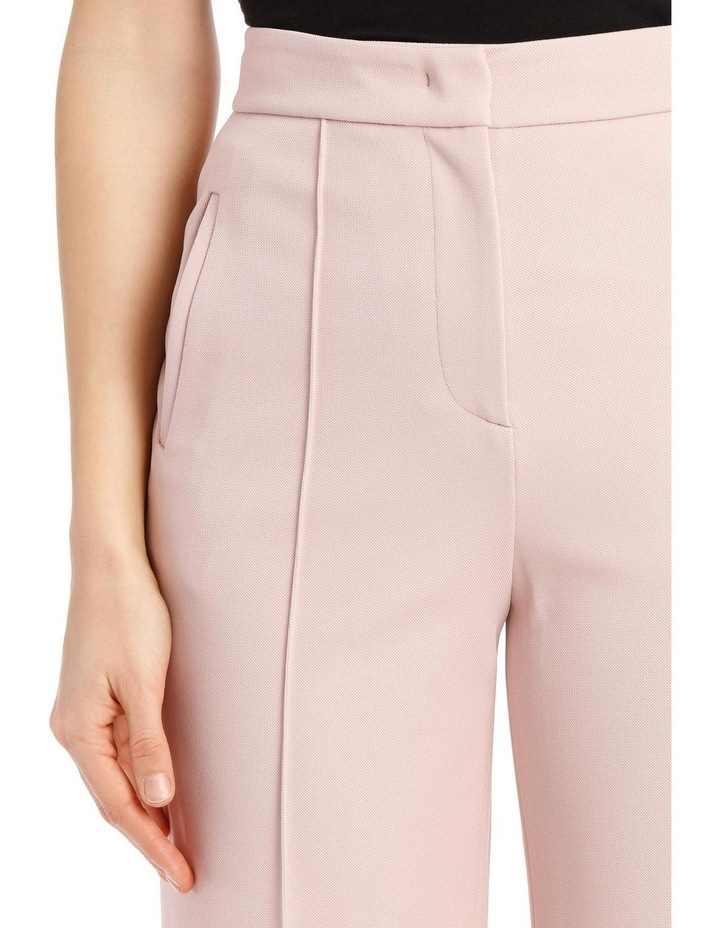 Panelled Straight-Leg Trousers image 4