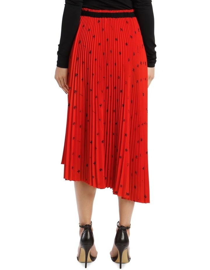 Mid-Length Pleated Skirt image 3