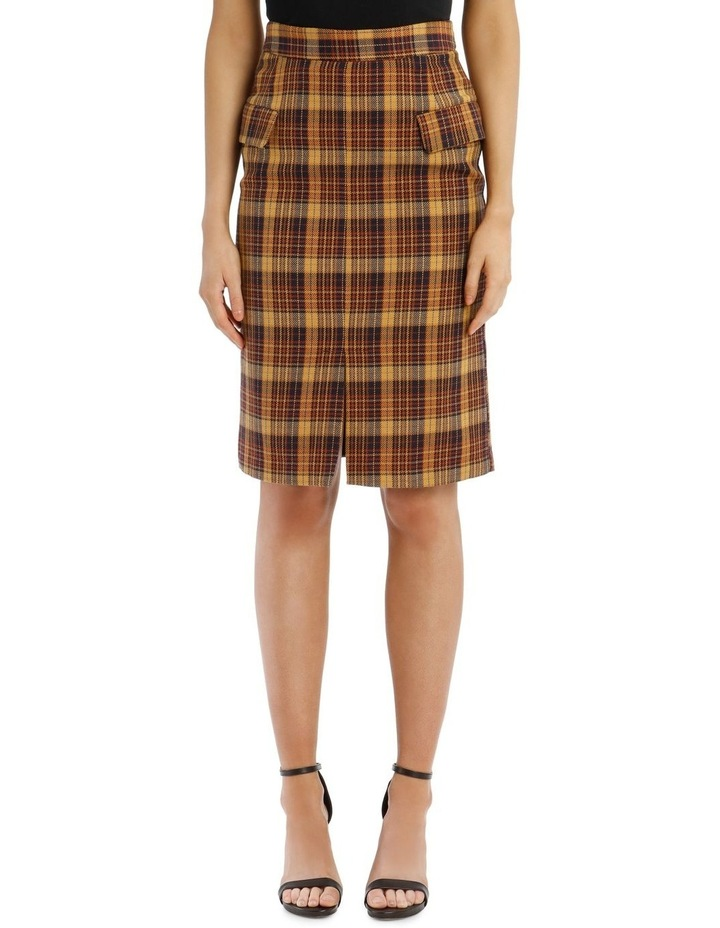 Maine Knee-Length Skirt image 2