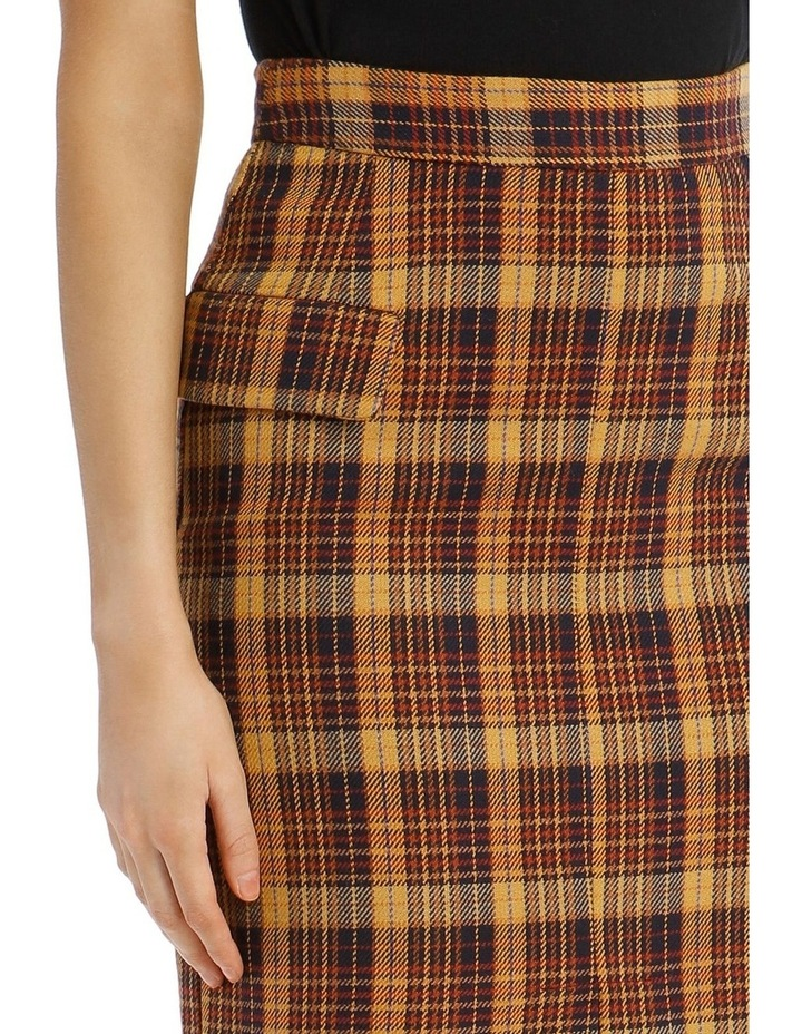 Maine Knee-Length Skirt image 4