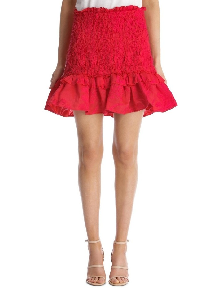 Nedusa Ruffle Mini Skirt image 1