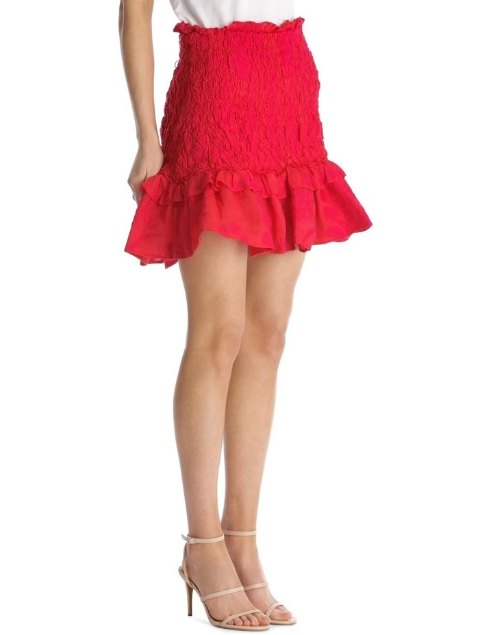 Nedusa Ruffle Mini Skirt image 2