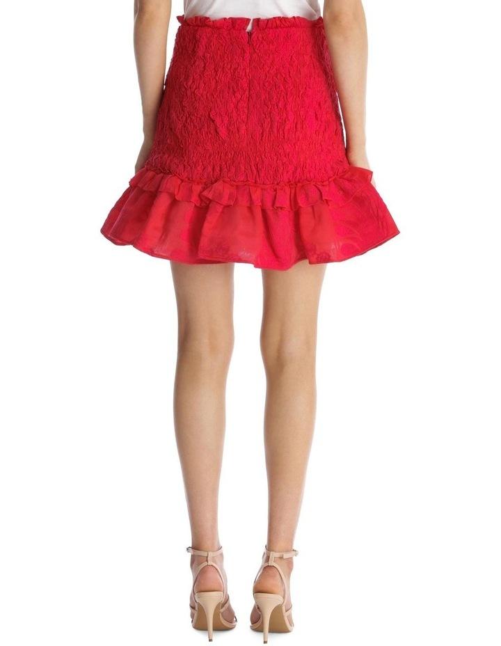 Nedusa Ruffle Mini Skirt image 3