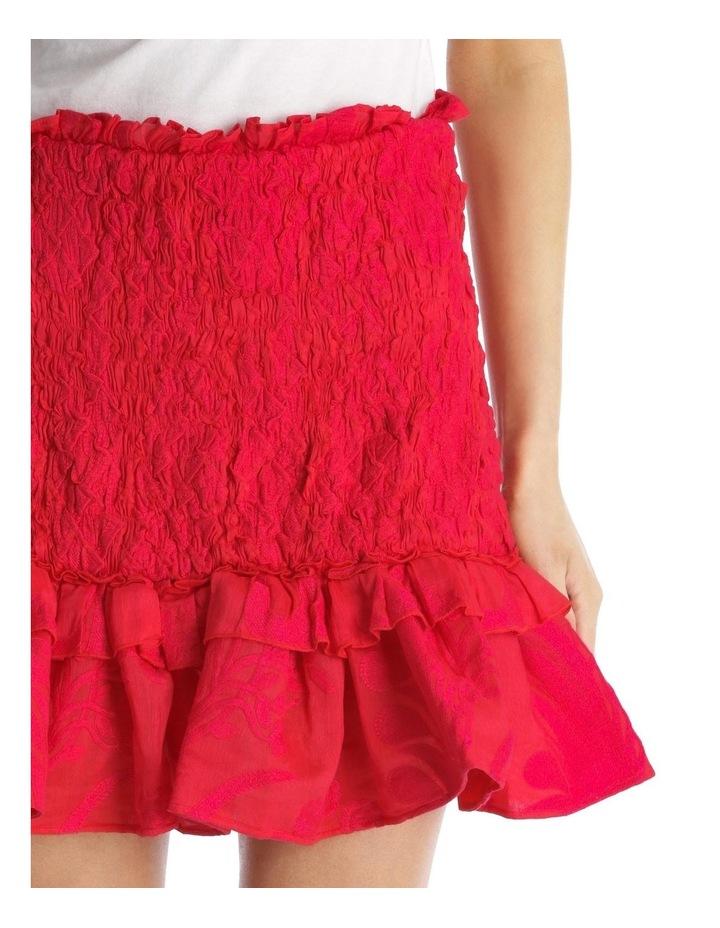 Nedusa Ruffle Mini Skirt image 4