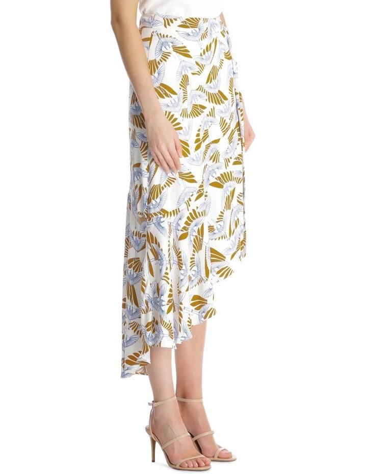 Amalia Bird Print Skirt image 2