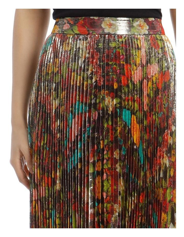 Katz Pleated Maxi Skirt image 4