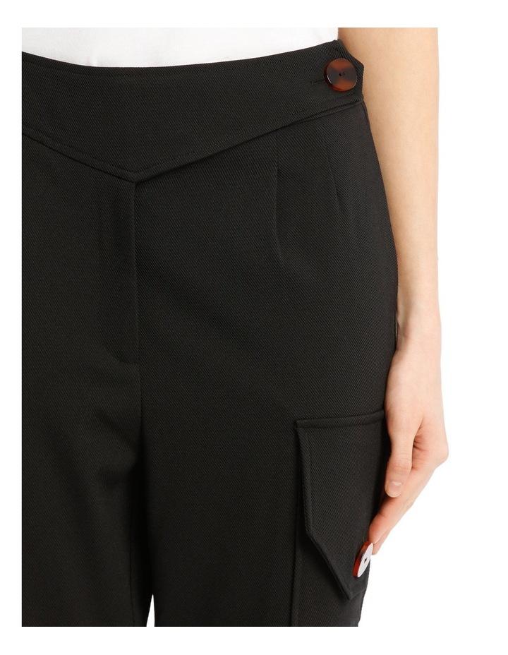 Cargo Pant - Black image 4