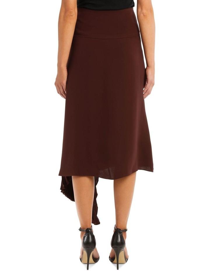 Selma Silk Crepe Skirt image 3