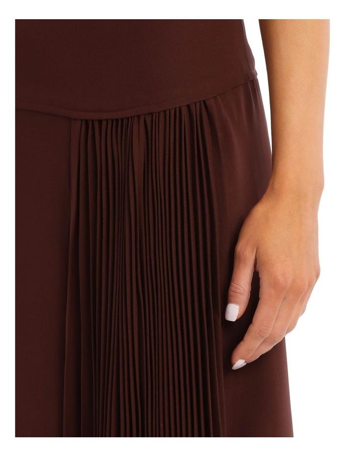 Selma Silk Crepe Skirt image 4