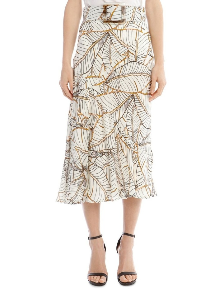 Mia Skirt in Palm Leaf image 1