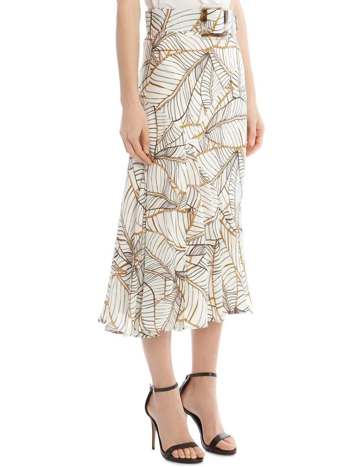 Mia Skirt in Palm Leaf image 2
