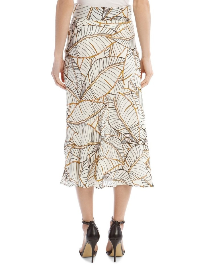 Mia Skirt in Palm Leaf image 3