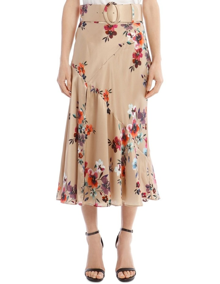 Mia Skirt in Floral image 1