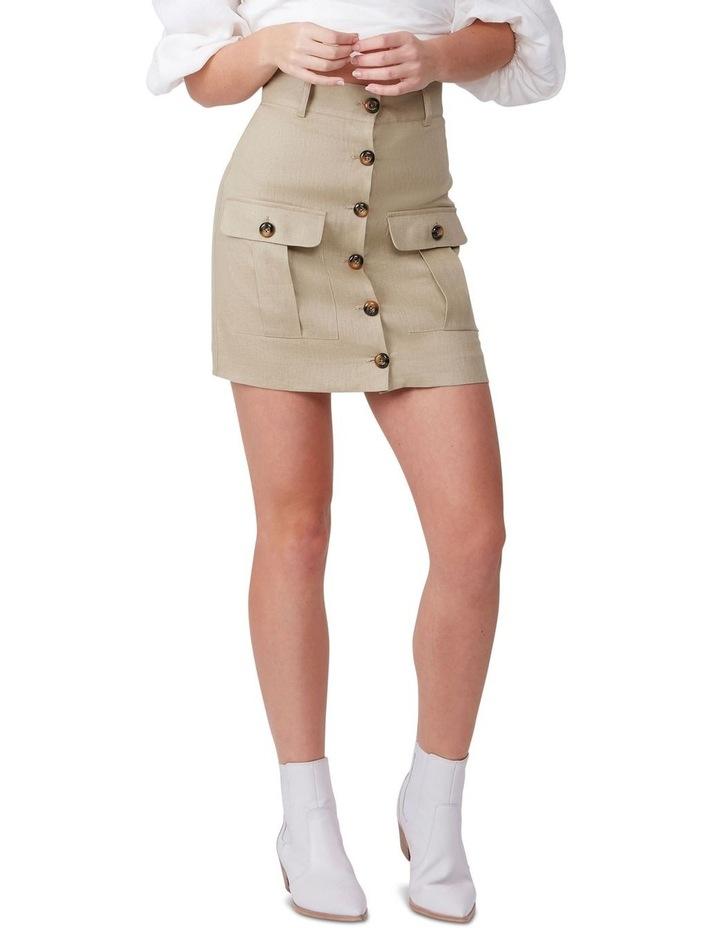 Muse Me Linen Skirt image 1