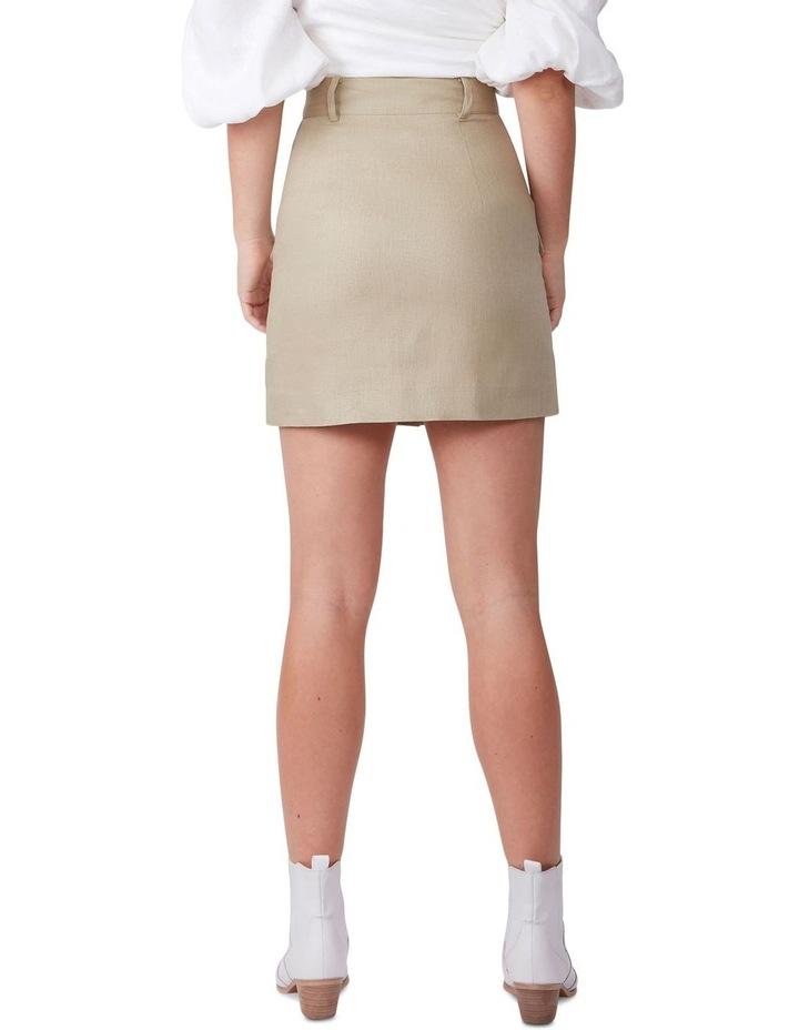 Muse Me Linen Skirt image 3
