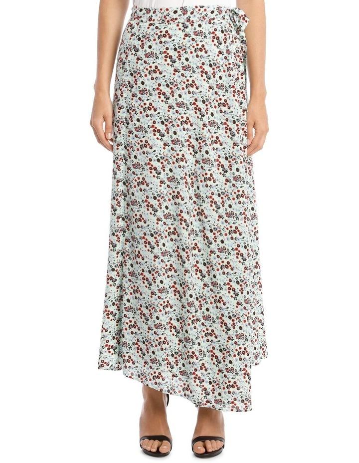 Voluptuous Asymmetric Skirt image 1