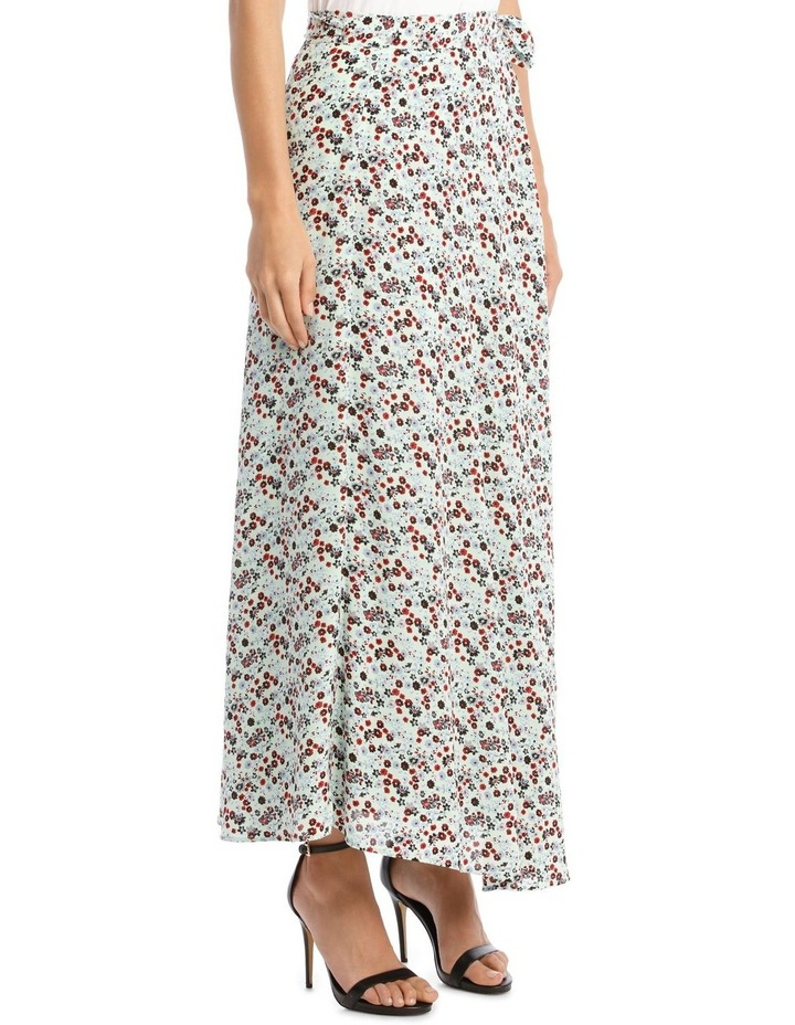 Voluptuous Asymmetric Skirt image 2