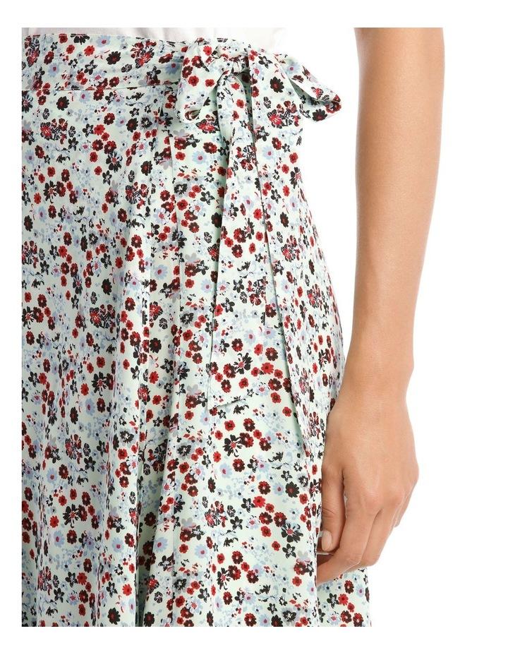 Voluptuous Asymmetric Skirt image 4