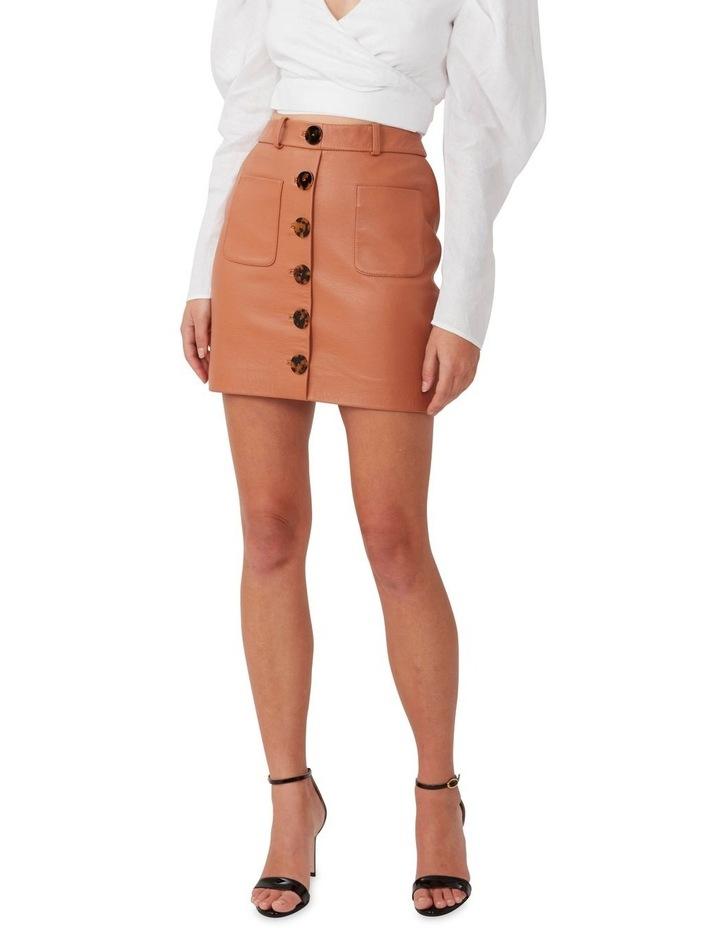 Button Me Up Mini Skirt image 2