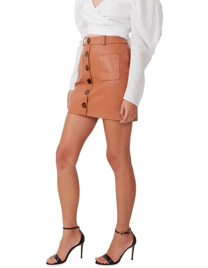 Button Me Up Mini Skirt image 3