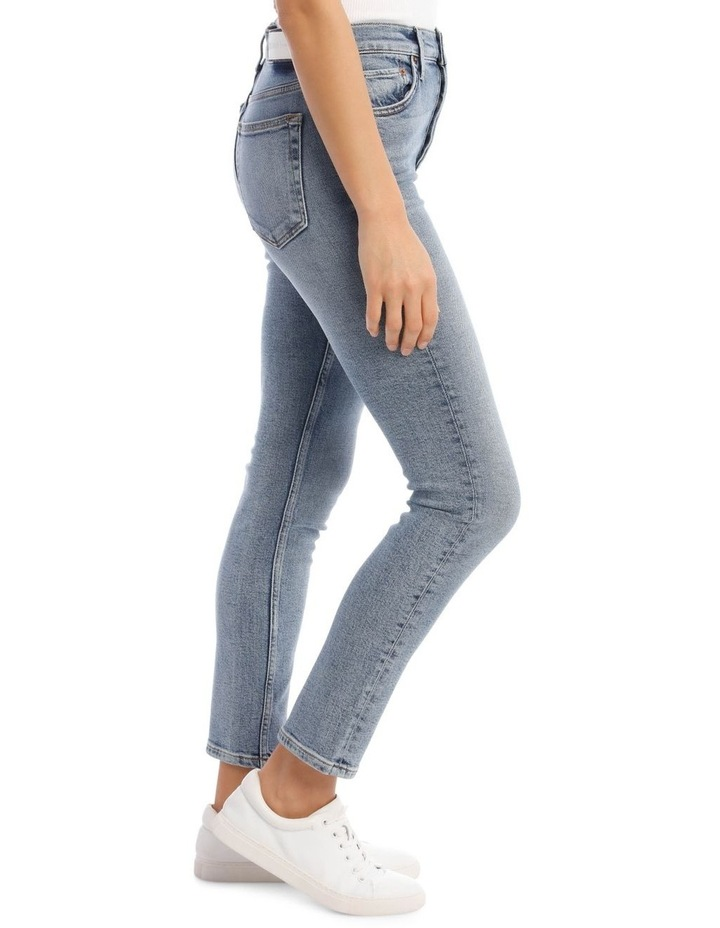 High-Rise Cropped Skinny Jeans image 2