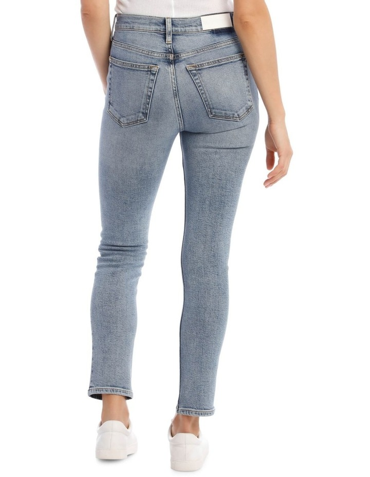High-Rise Cropped Skinny Jeans image 3