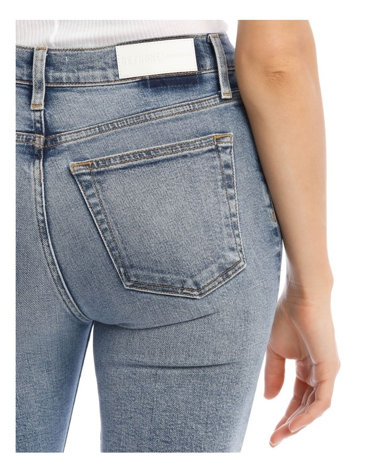 High-Rise Cropped Skinny Jeans image 4