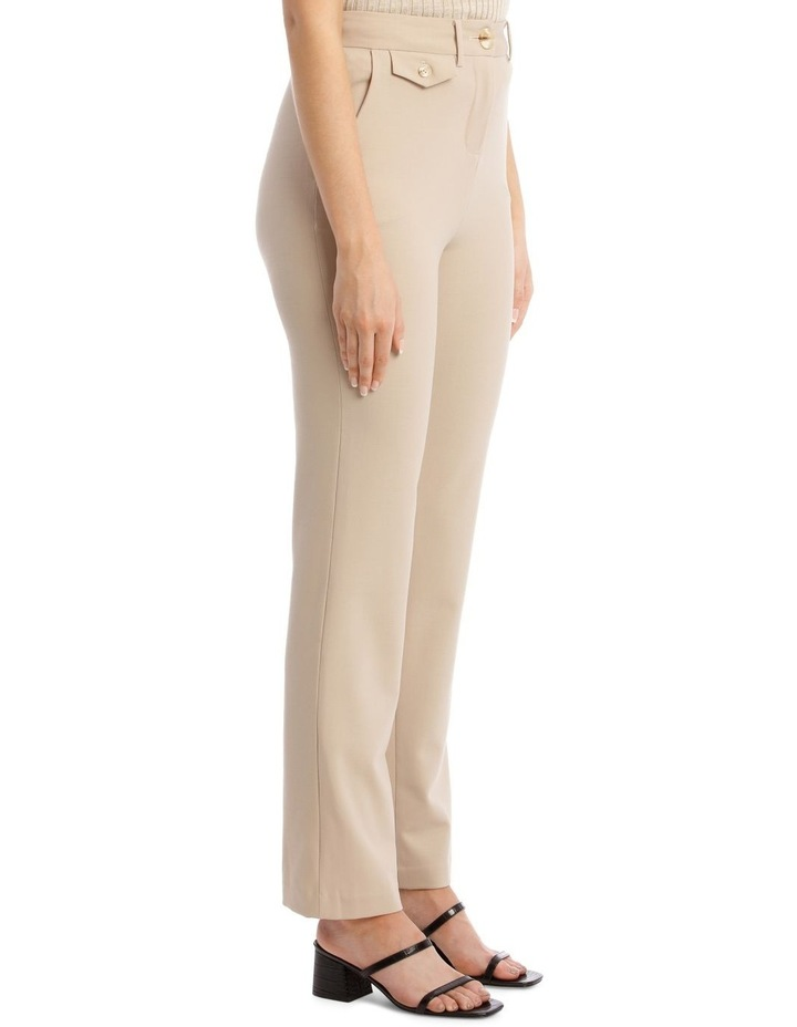 Roxy Pants In New Sand image 3