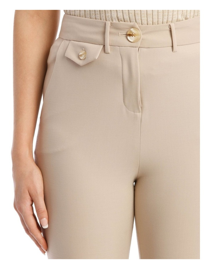 Roxy Pants In New Sand image 4