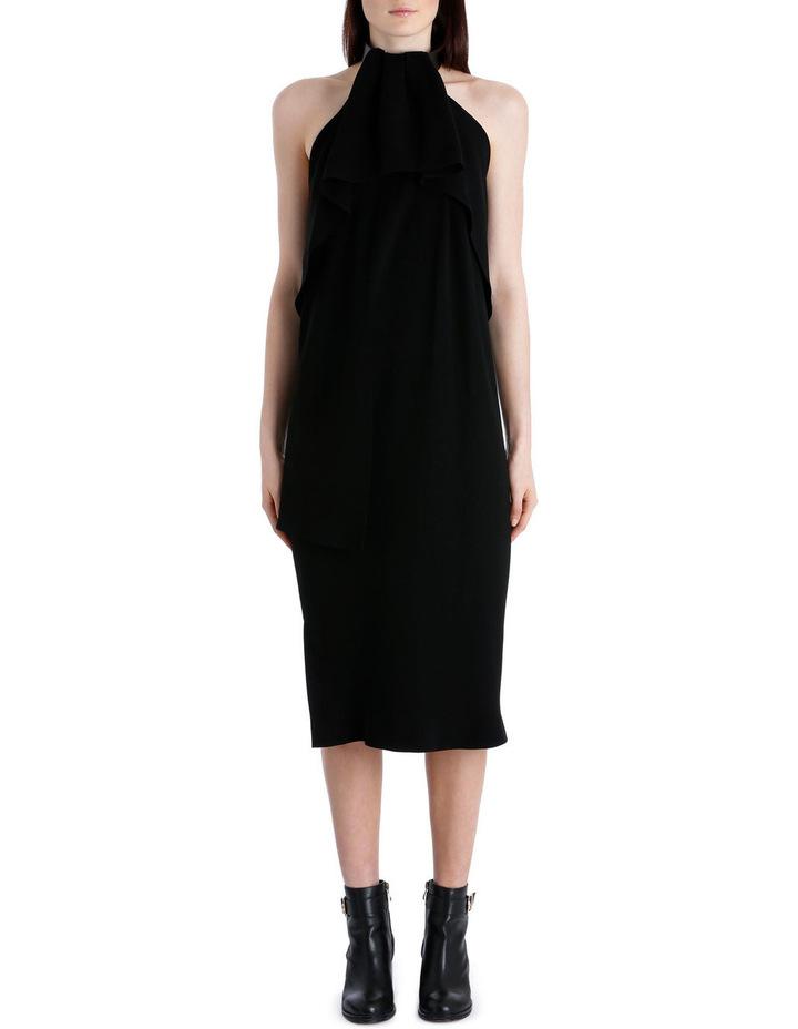 Drape Neck Dress image 1