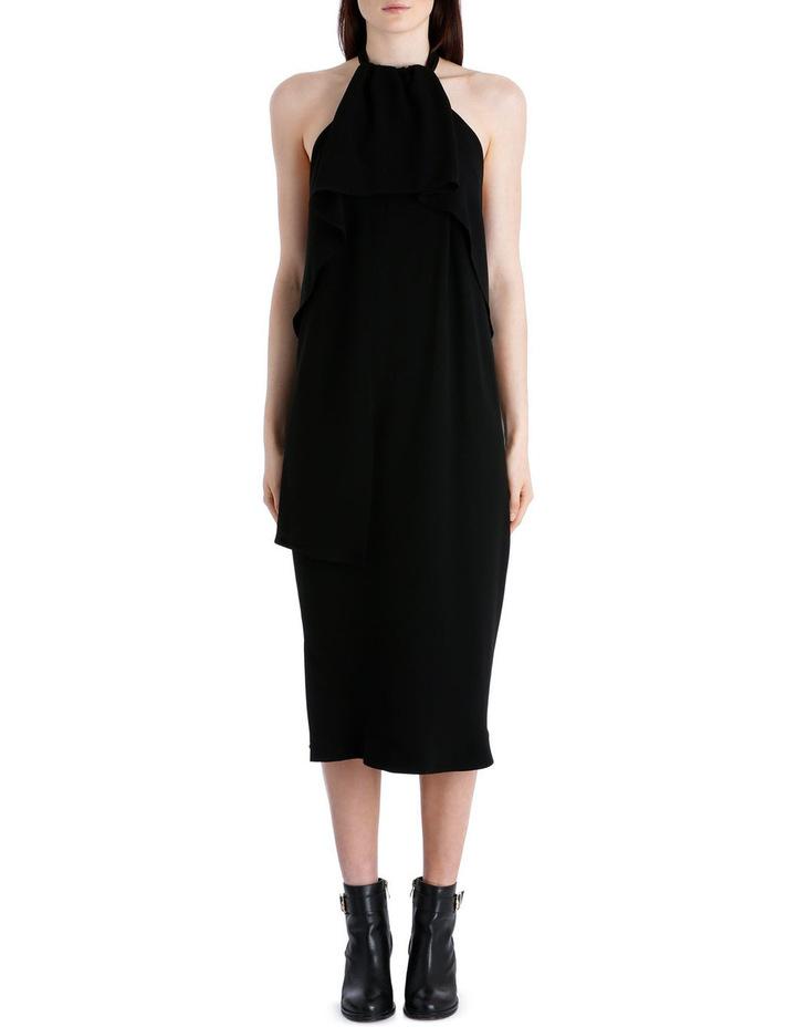 Drape Neck Dress image 2