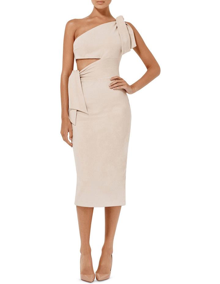 Stefania Suede Dress image 1
