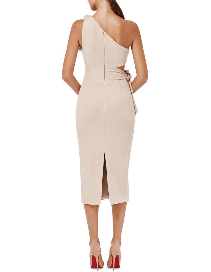 Stefania Suede Dress image 2