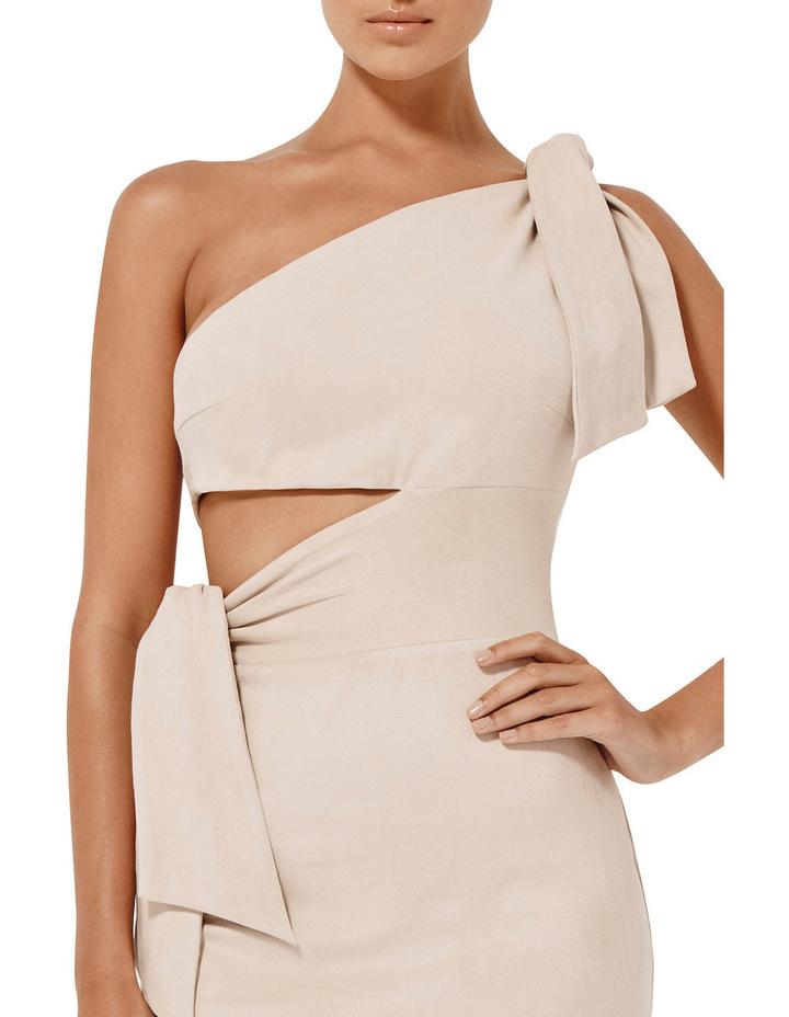 Stefania Suede Dress image 3