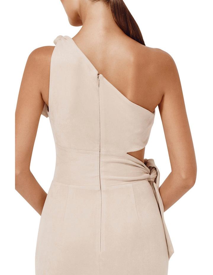 Stefania Suede Dress image 4