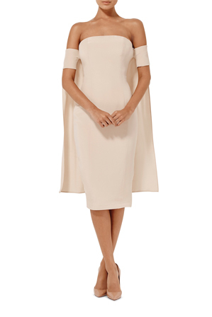 Misha Collection - Giselle Silk Dress