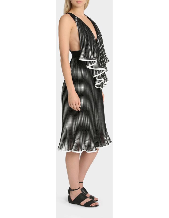The Lucy-Iris Pleat Dress image 2
