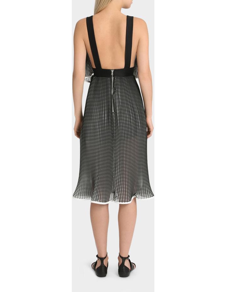 The Lucy-Iris Pleat Dress image 3