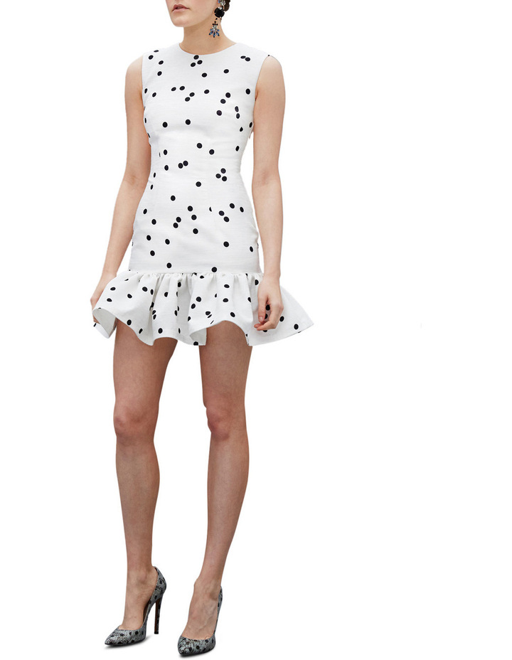 Confetti Gather Mini Dress image 2