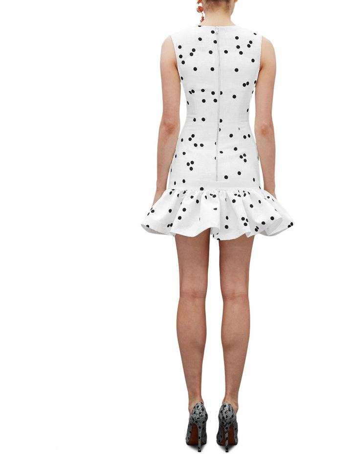 Confetti Gather Mini Dress image 3