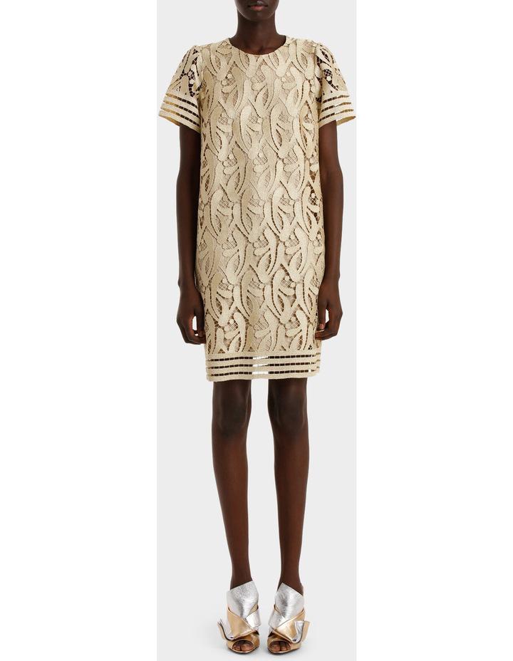 Lurex Lace T Dress image 1