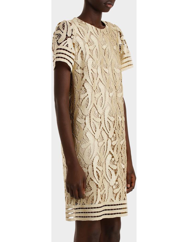 Lurex Lace T Dress image 2