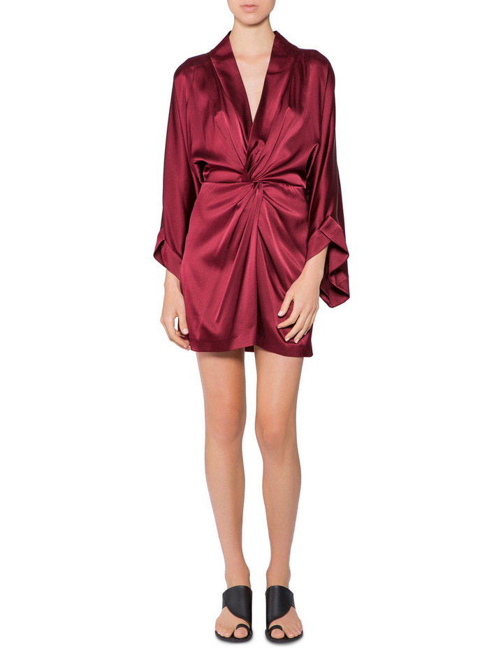 Eden Silk Dress image 1
