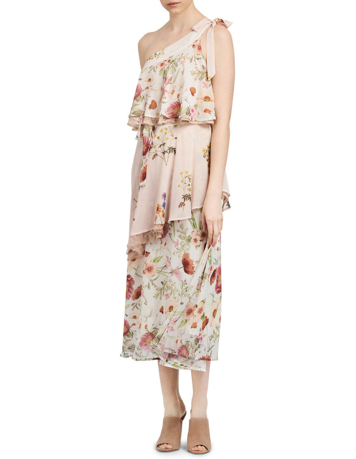 Field Bouquet Flutter Dress image 1